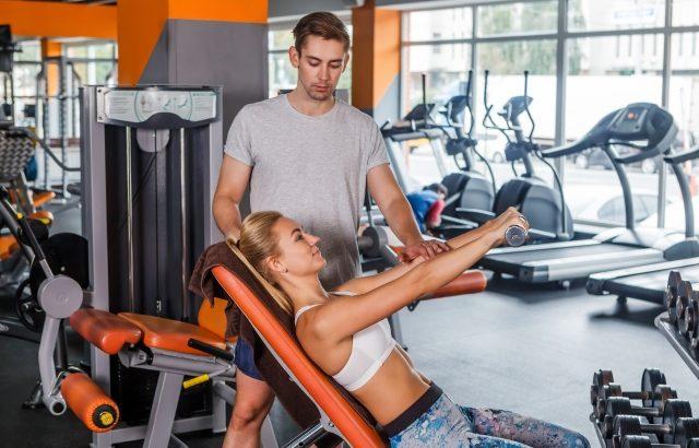 無酸素運動だけではダメ!?効果的に筋肉をつける方法