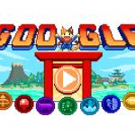 【Google Chrome】オリンピック期間中にDoodleゲームが楽しめる!